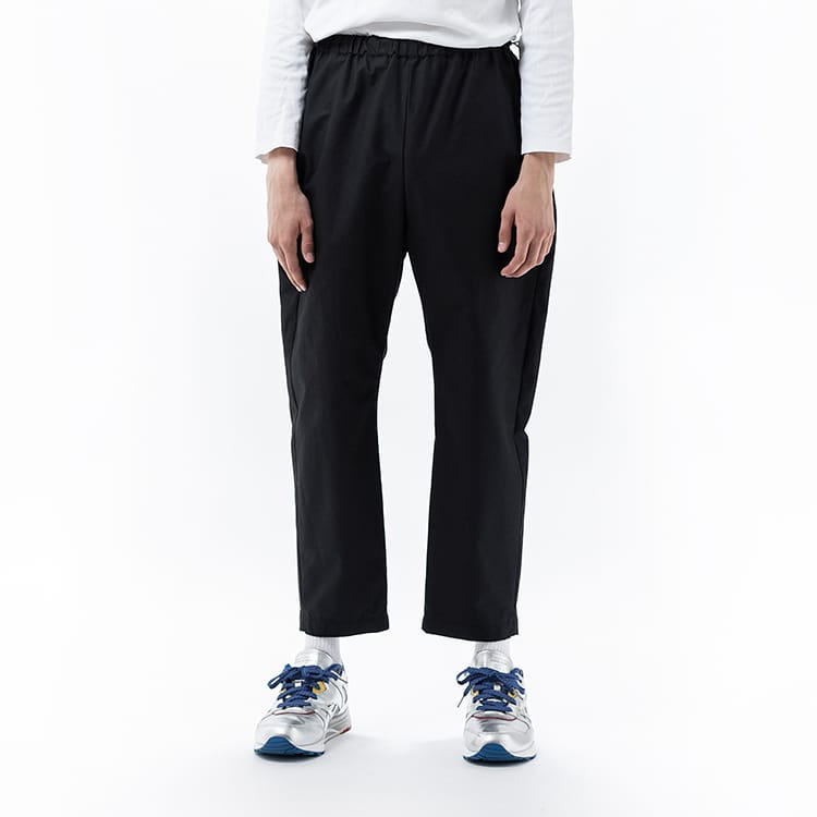 non wax cotton easy trousers