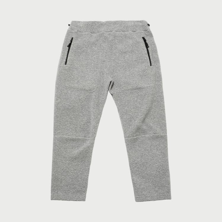 reversible polartec fleece 3D trousers