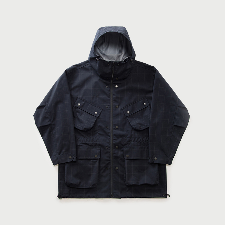 3L windpen  mountain coat