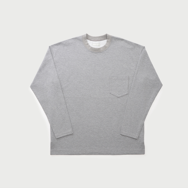 pocket long sleeve T