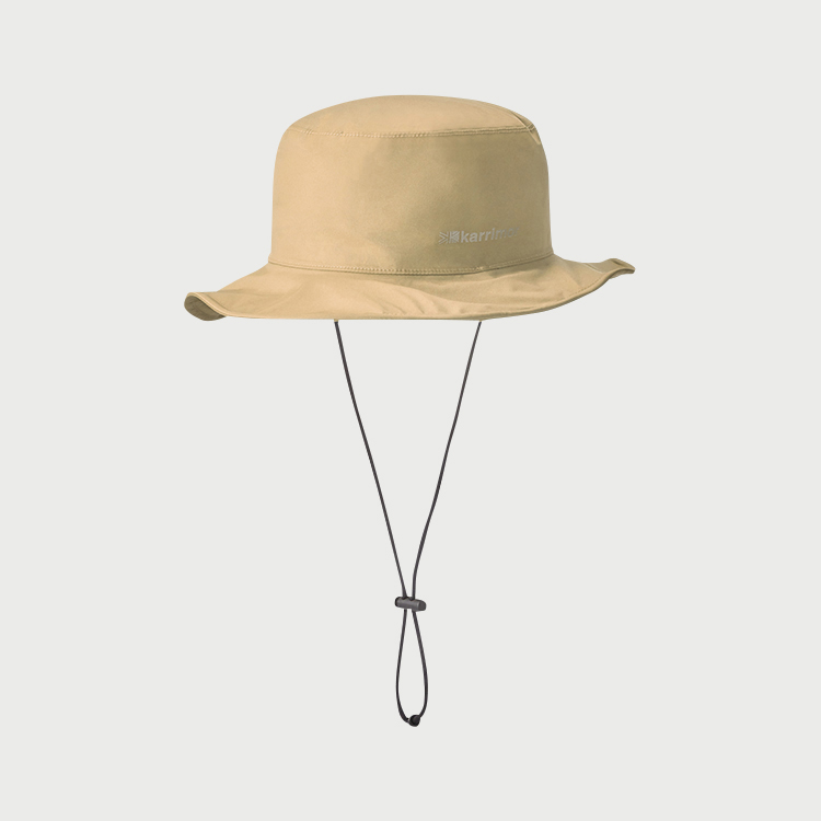 pocketable rain hat