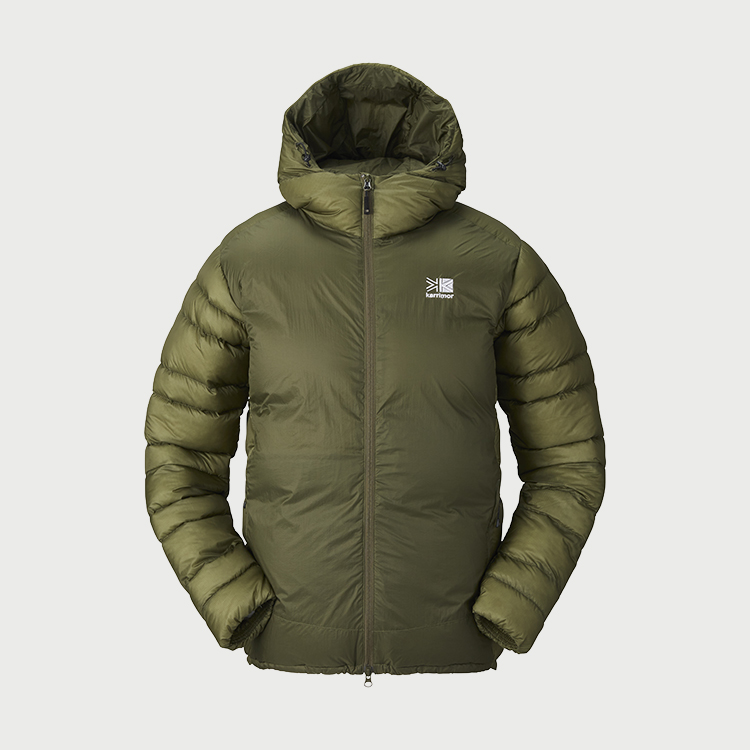 featherlite down parka