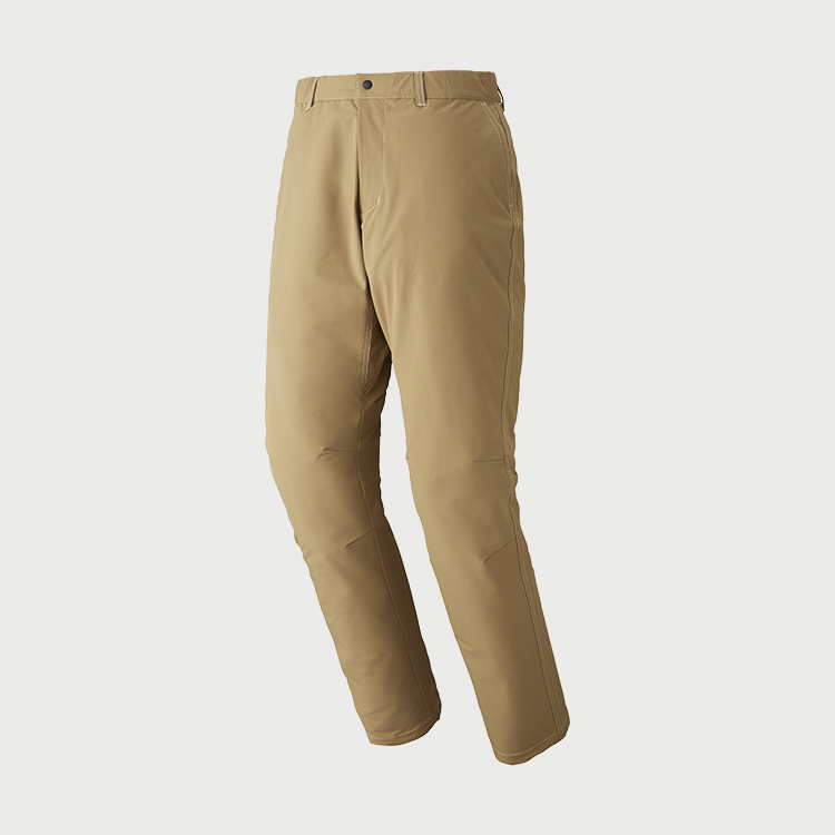 tapered stretch pants