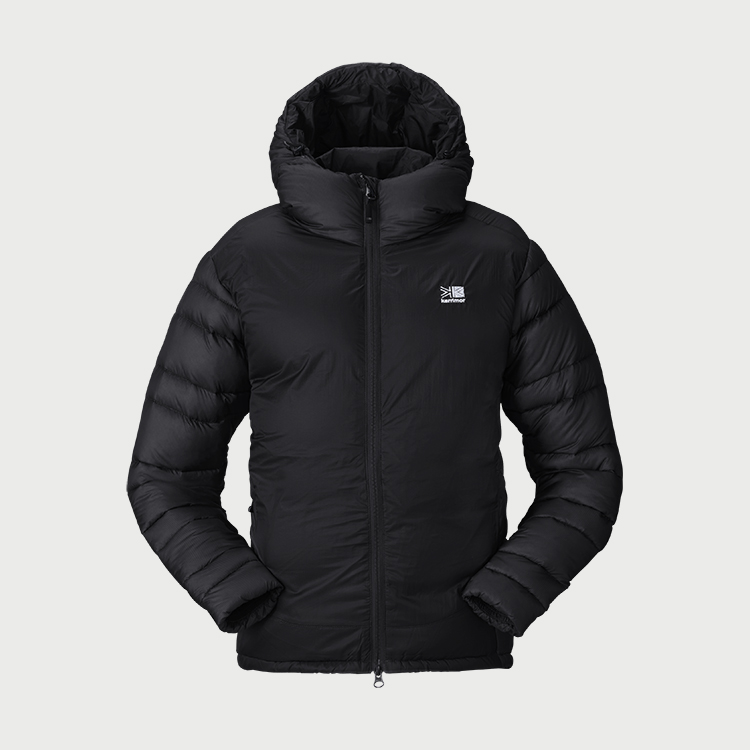 featherlite W's down parka