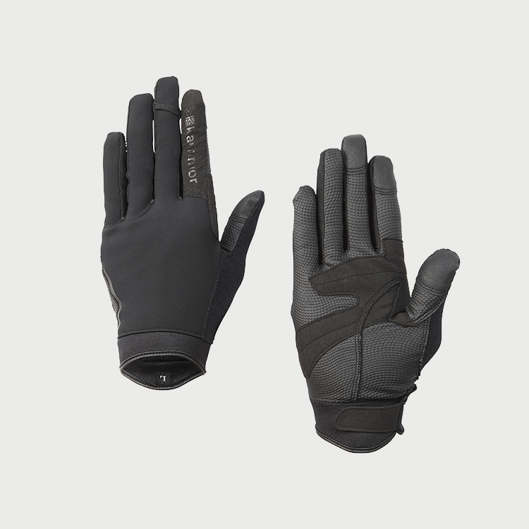 technical softshell glove