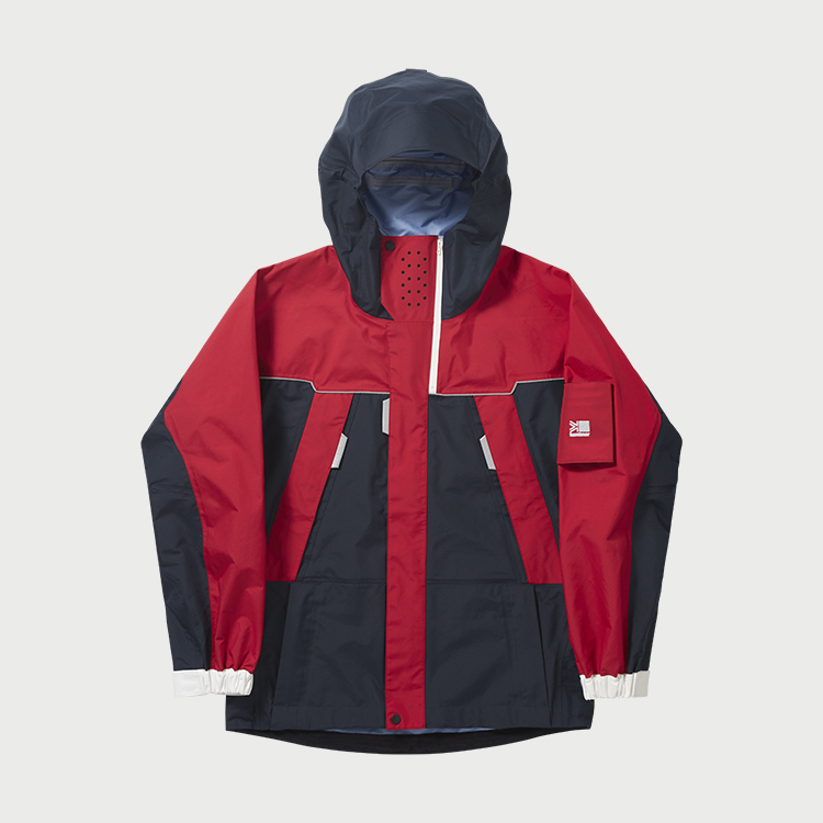 mountain parka 3D arm jkt