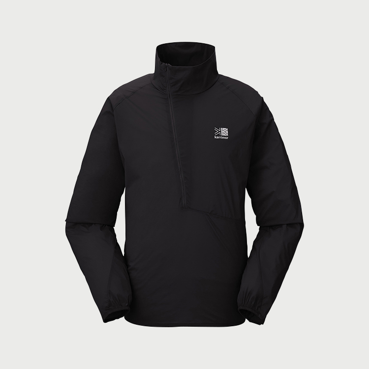 wind shell pull over