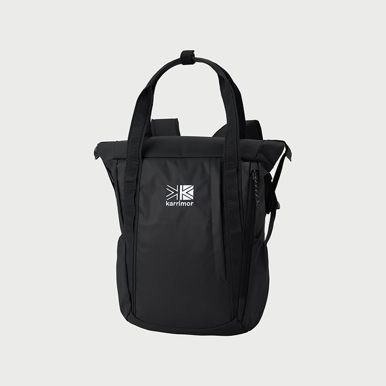 habitat series roll tote sack