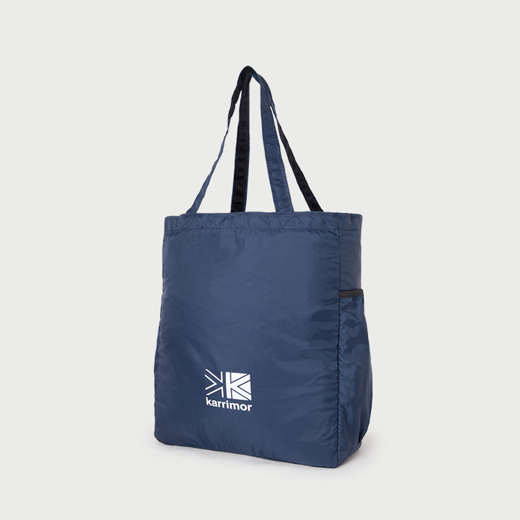 pocketable tote