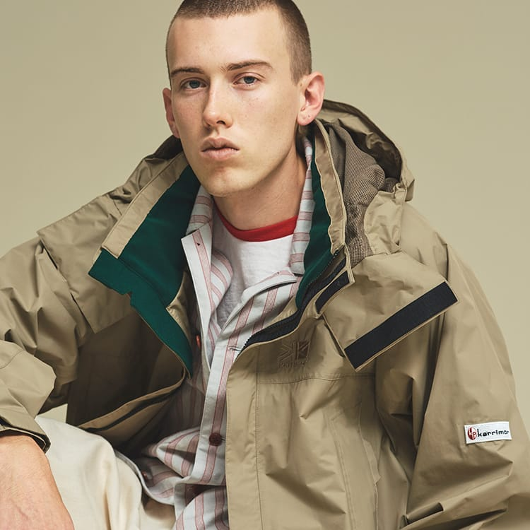 karrimor for Steven Alan MOUNTAIN PARKA